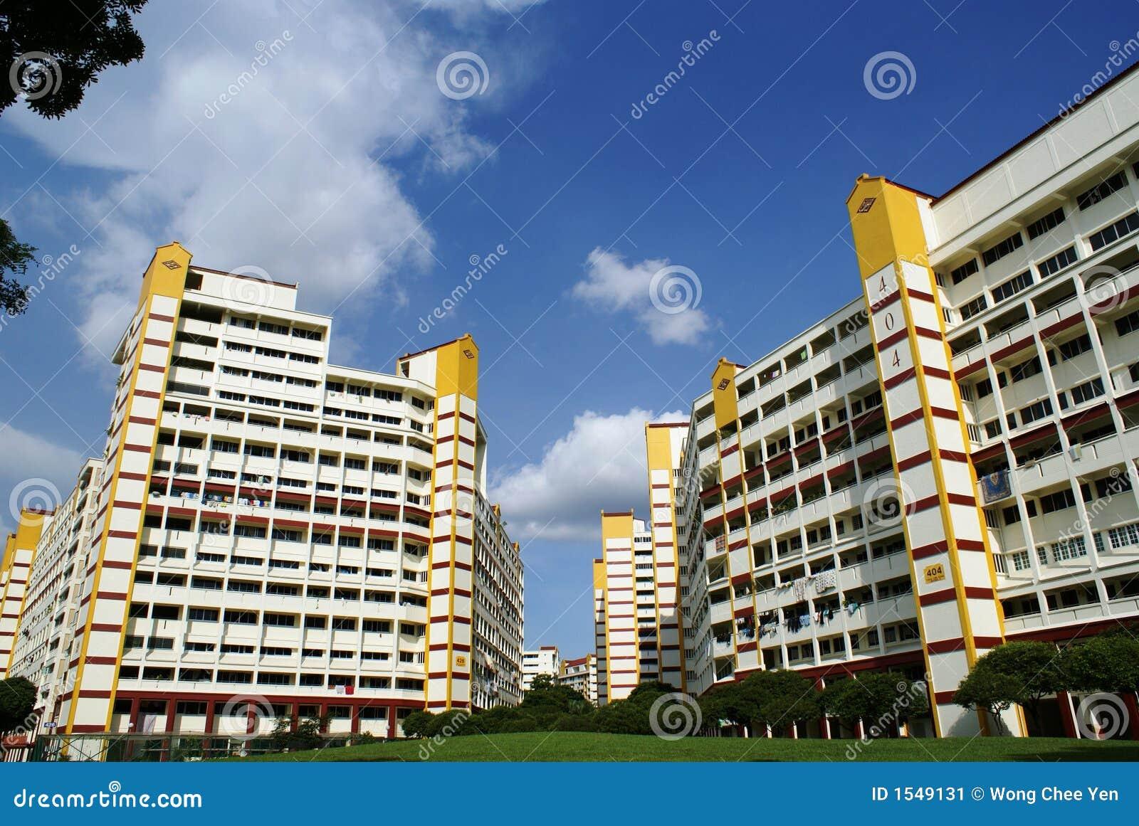 - Singapore mieszkania
