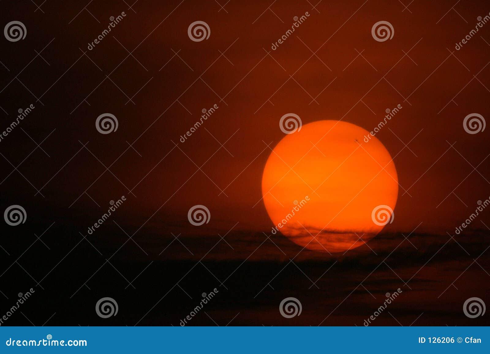 Singapore wschód słońca