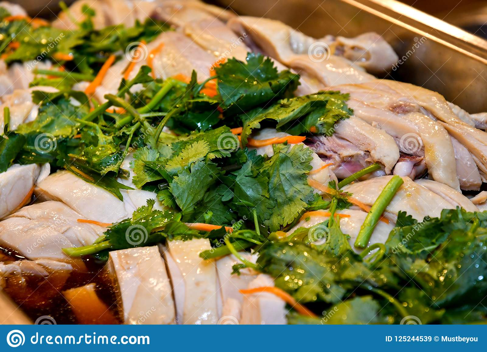 Singapore Local Chinese Cuisine Stock Image - Image of eggs