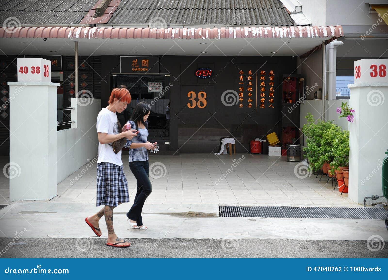 Singapur bajzel