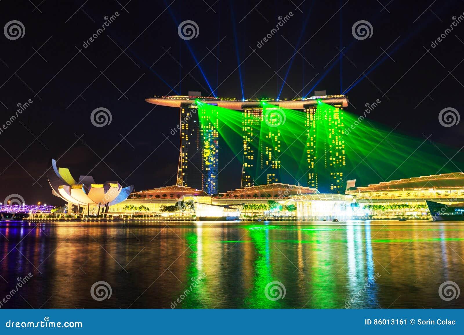 Singapur miasto, Singapur