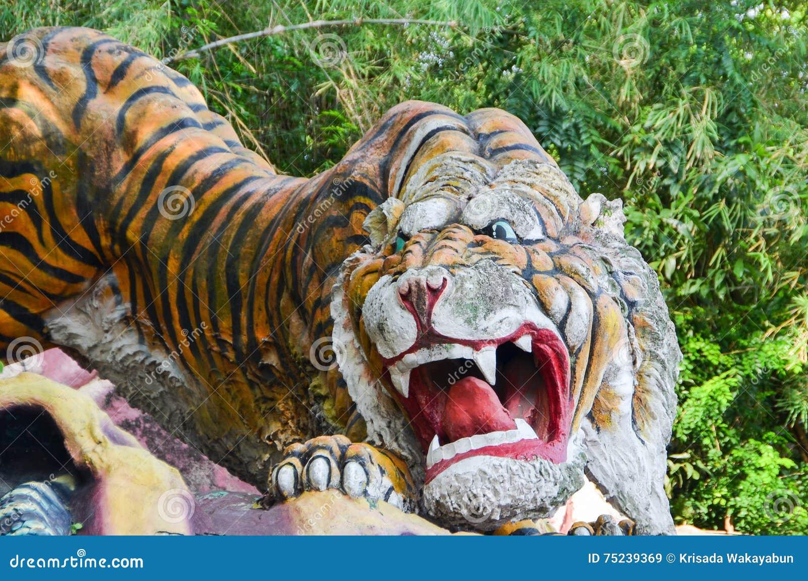 Alter Tiger