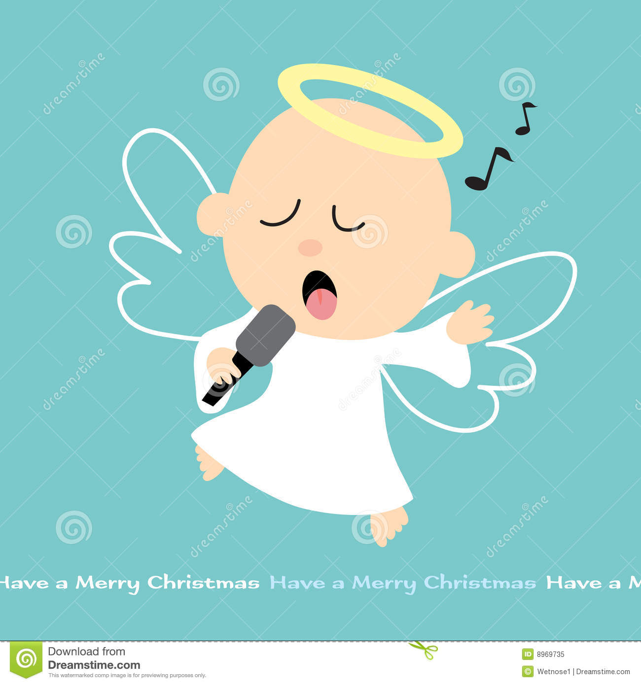 The Singing Angels - Finally It's Christmas With The Singing Angels