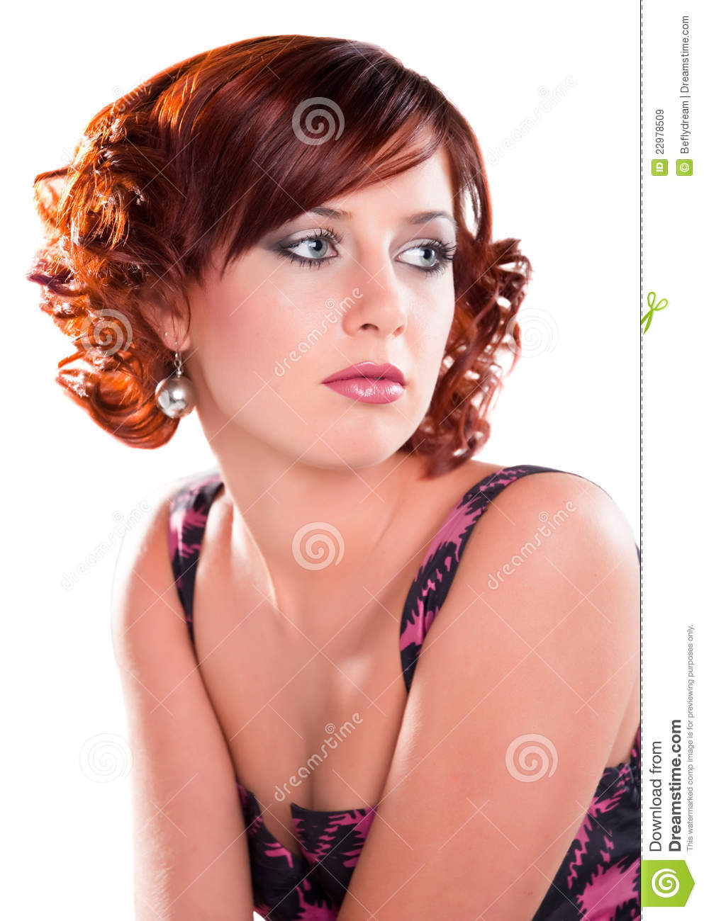 red headed girl dating