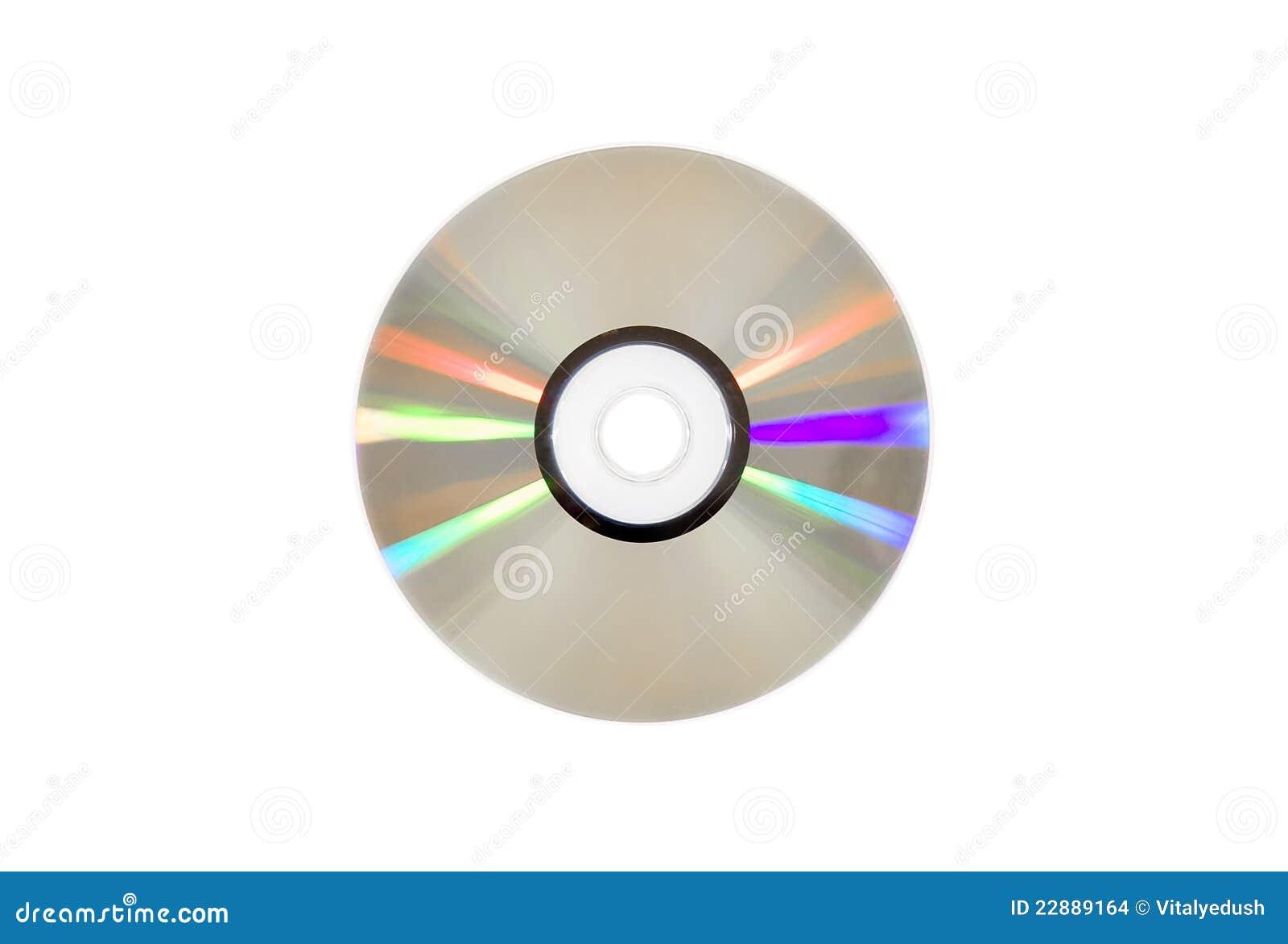 Single DVD(CD) disc.