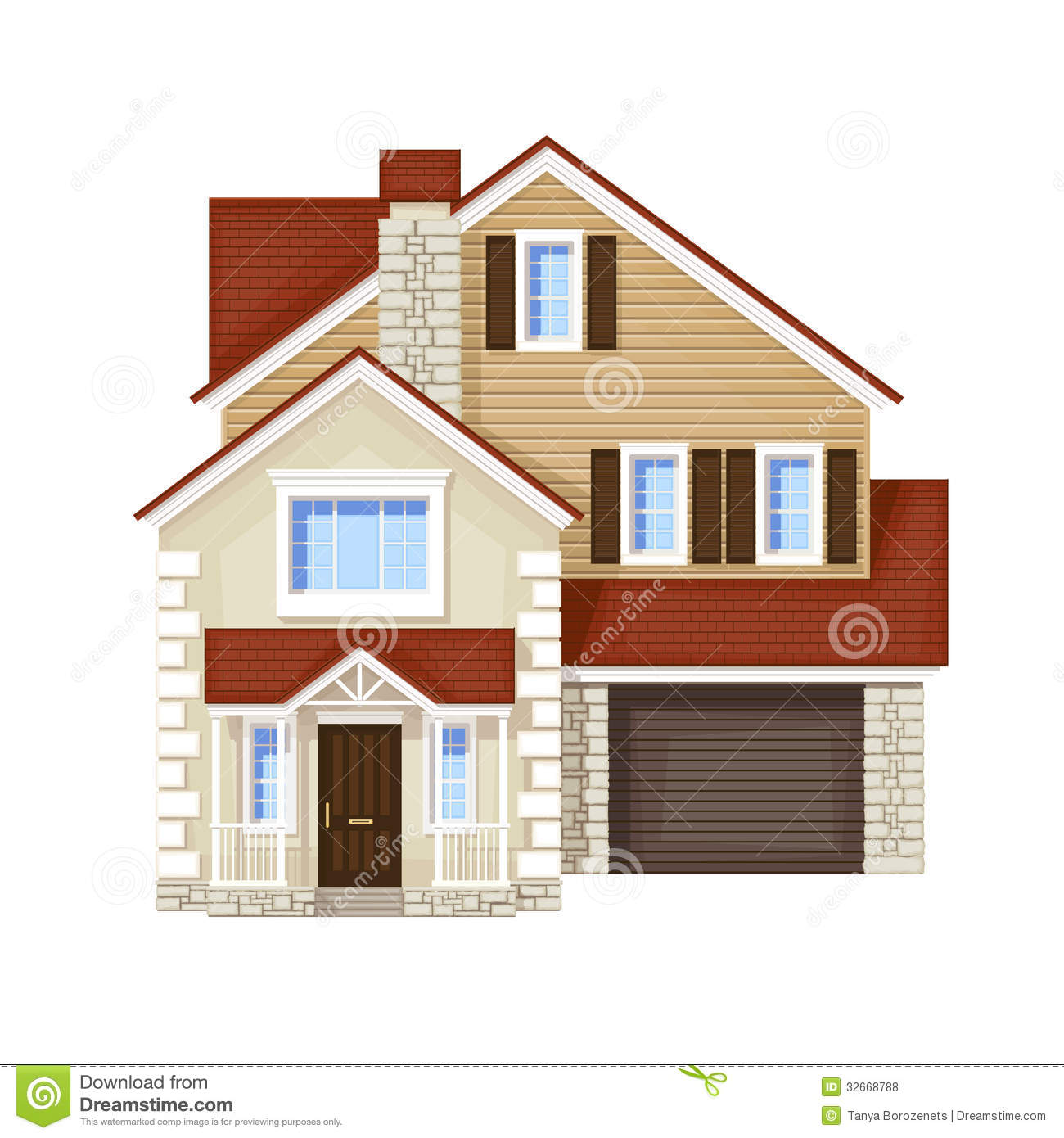 Single family house royalty free stock photos image for Free house photos
