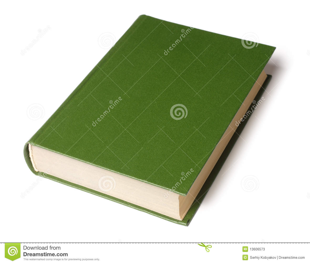 single green book 13606573