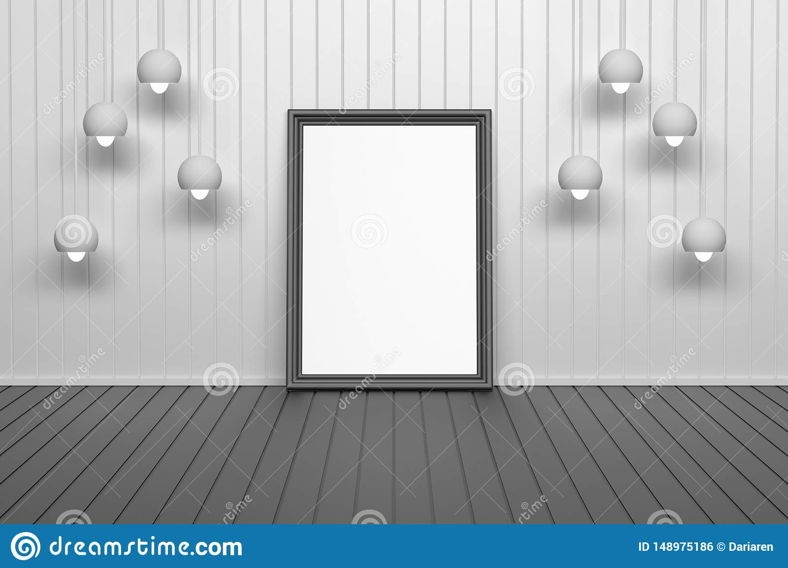 Single picture image frame