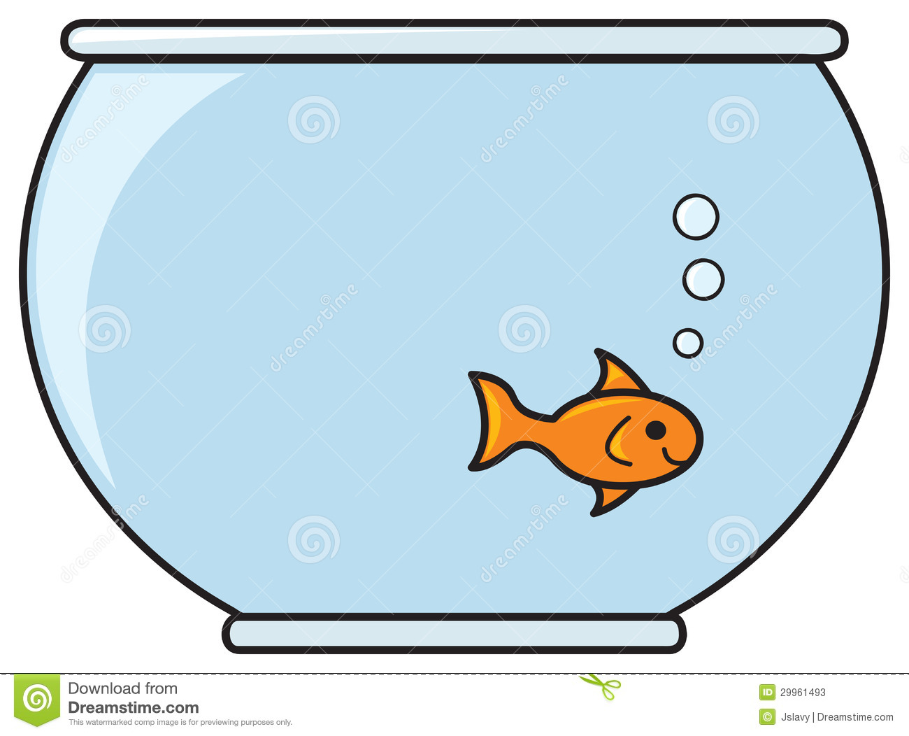 Fish in a bowl stock photos image 29961493 for Fish in a bowl