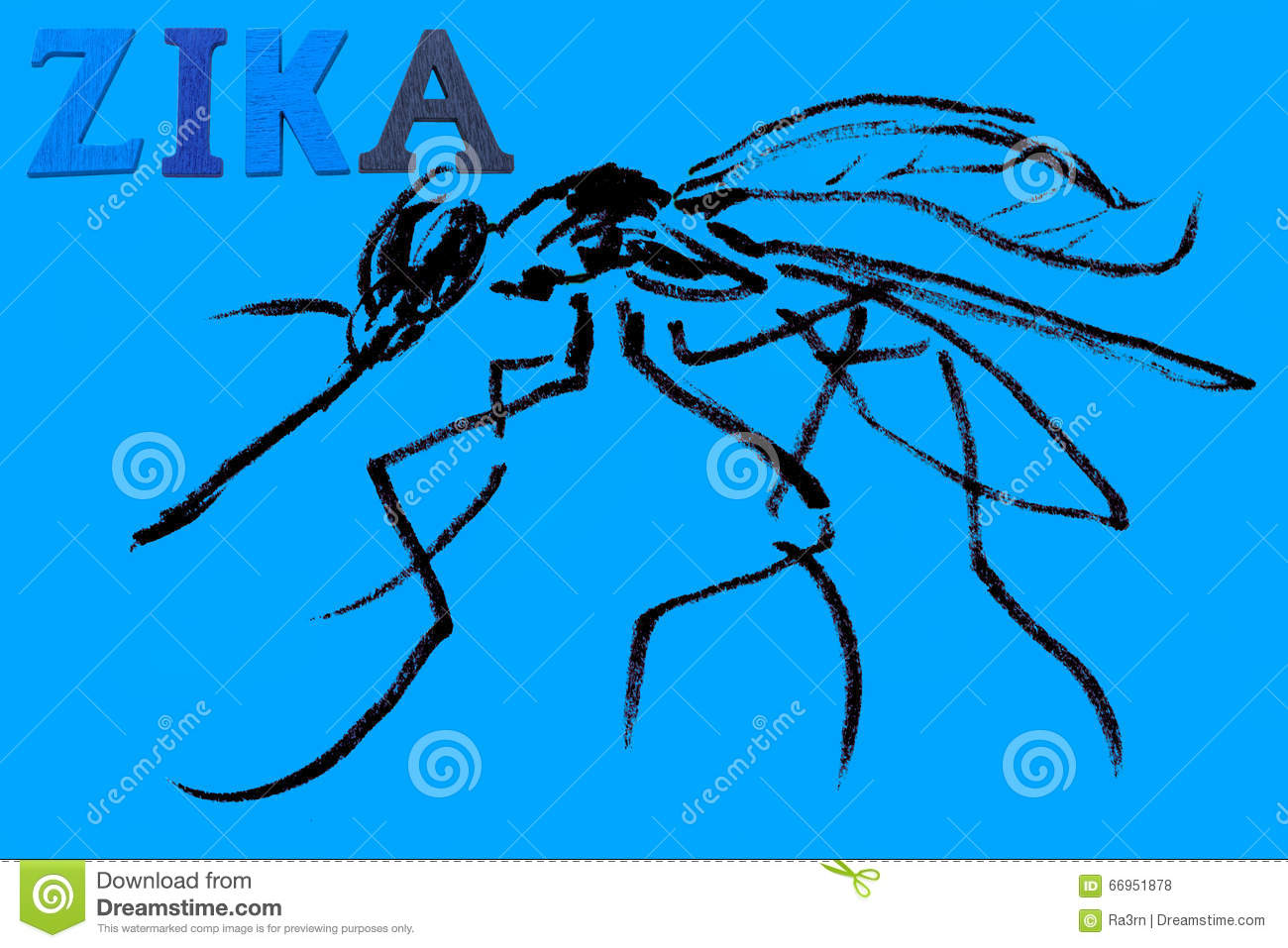O que significa background image - Single Word Zika