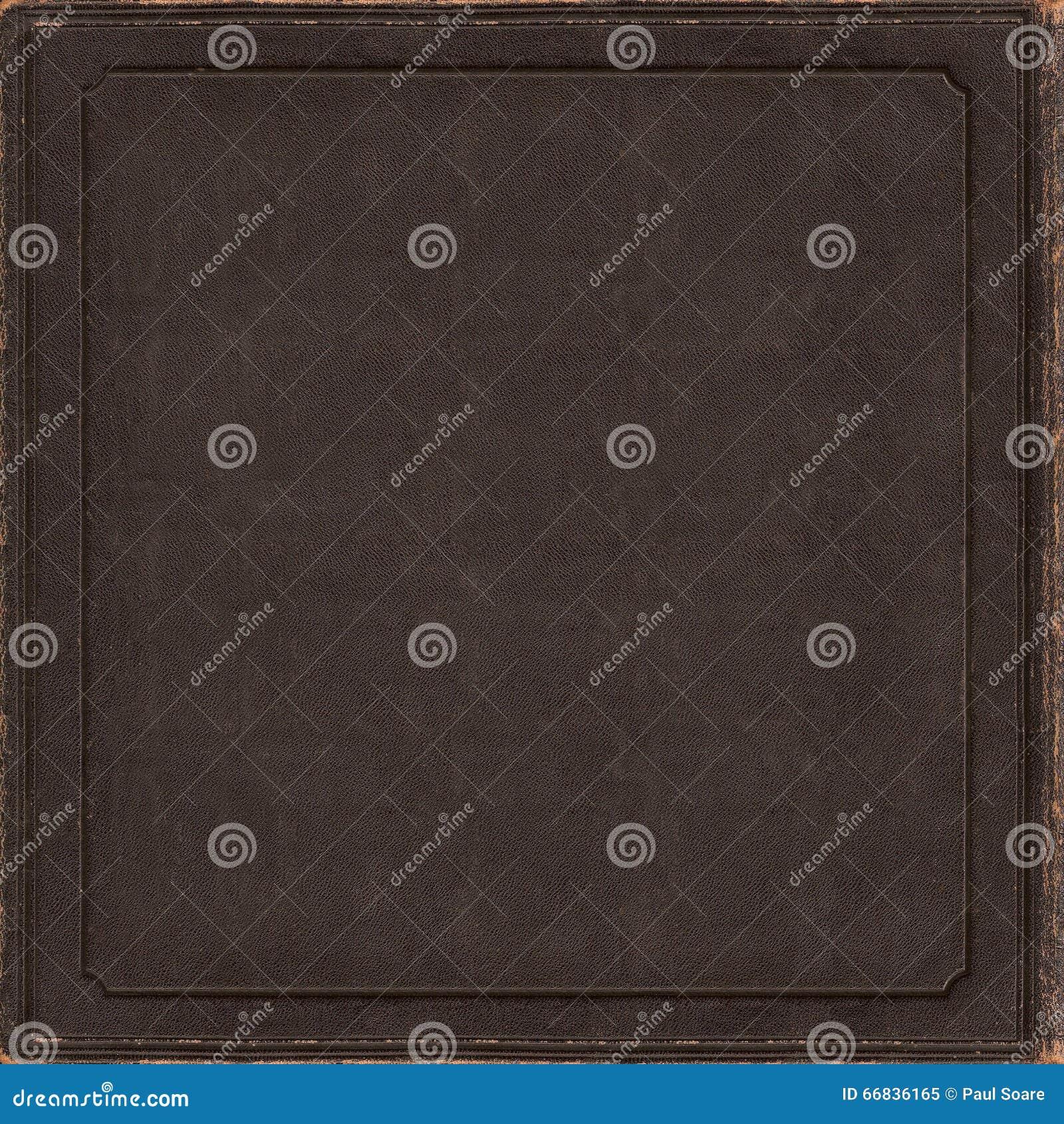 Vecchio Materiale Da Copertura singolo materiale illustrativo della copertura in bianco del