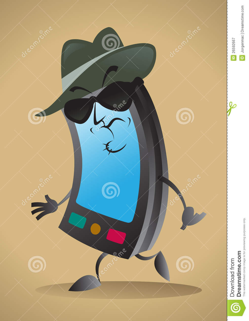 ... of a very sinister cell phone character mr no pr no 0 538 0