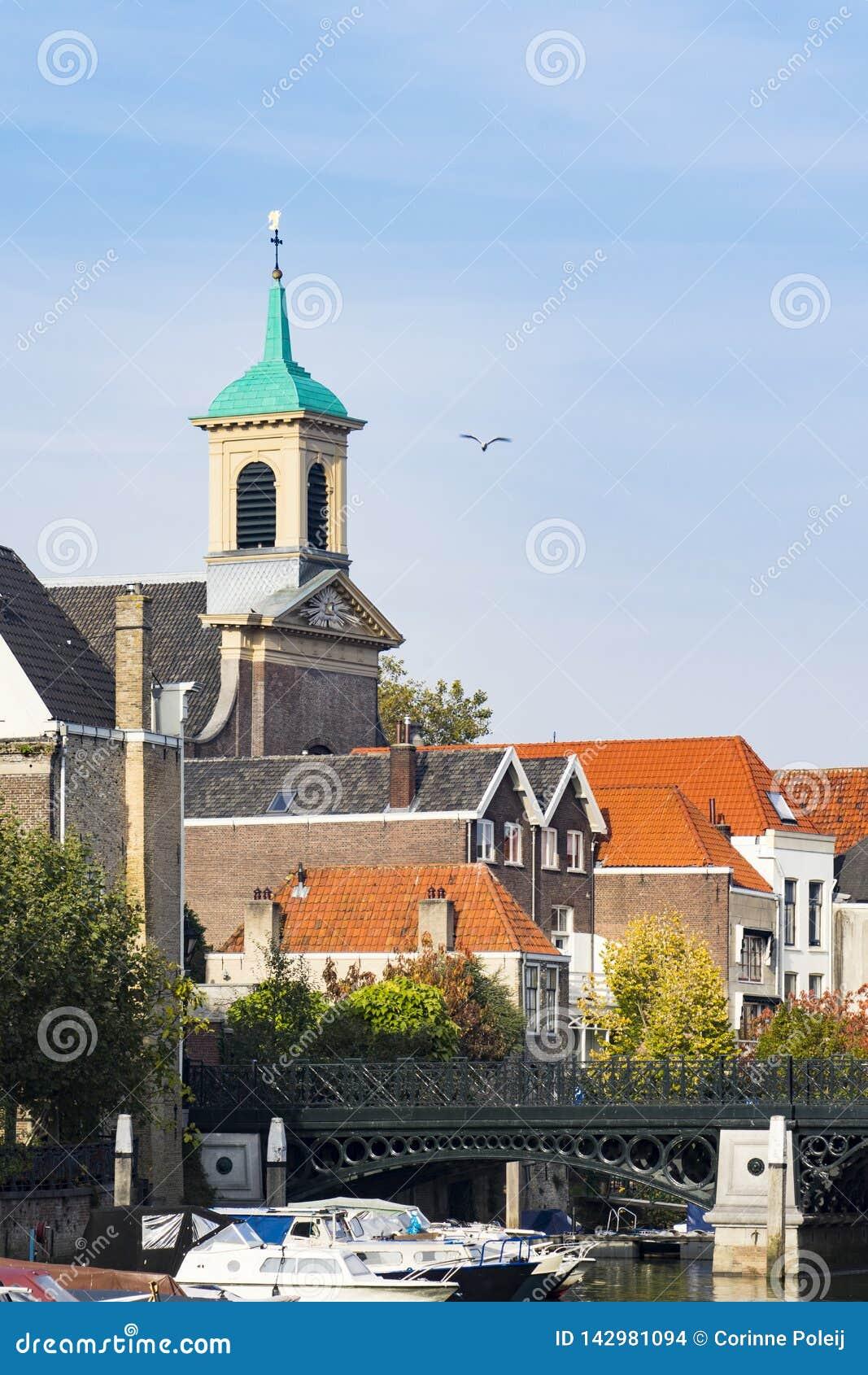 Sint Bonifatius church in Dordrecht, The Netherlands