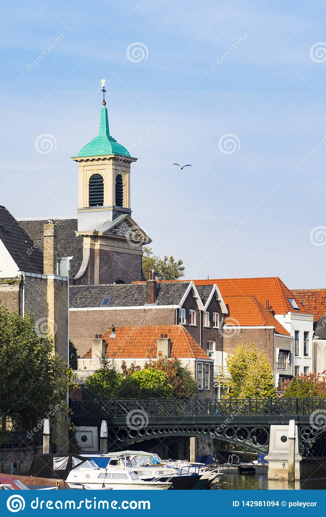 Sint Bonifatius kyrka i Dordrecht, Nederländerna