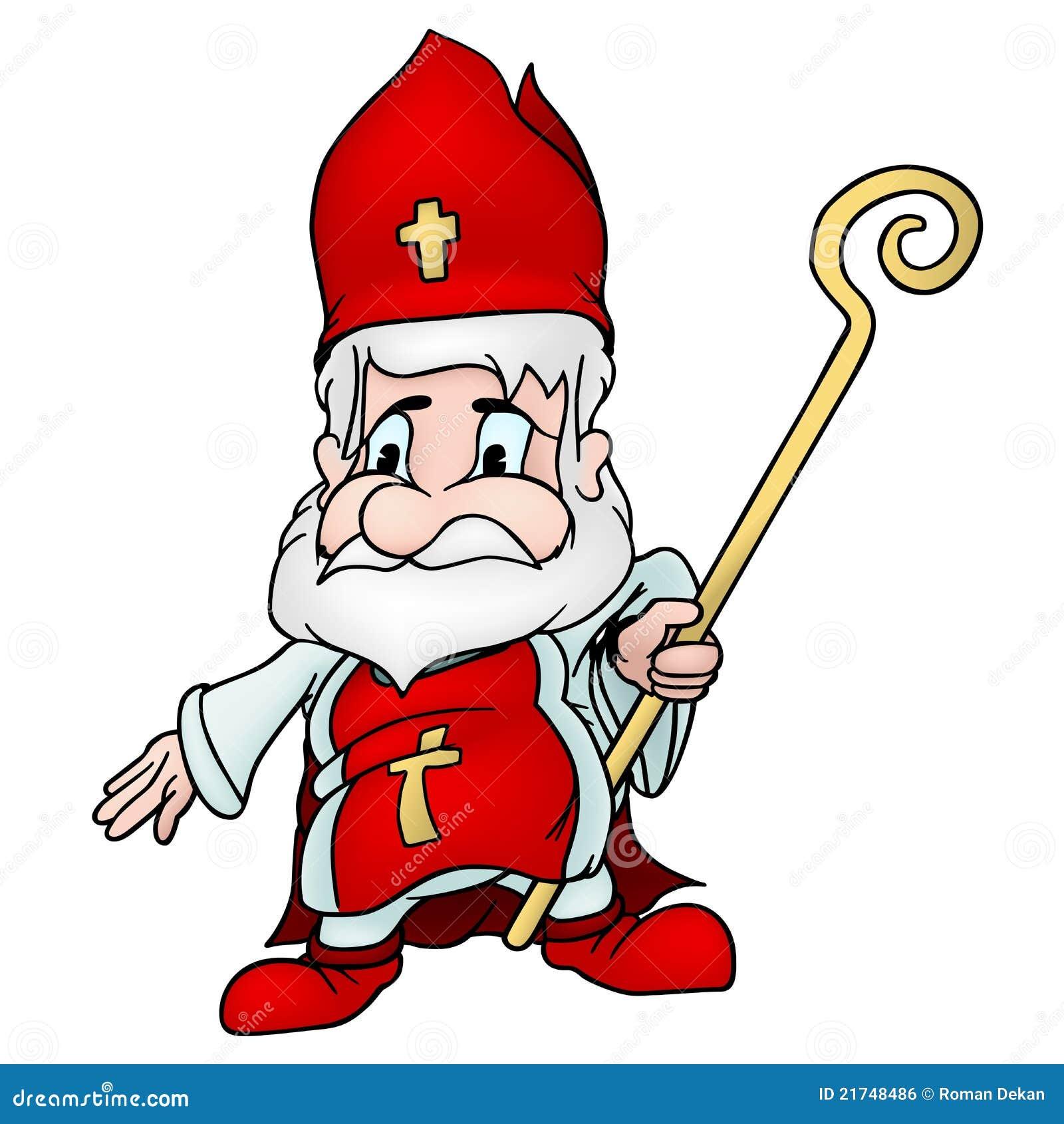Sinterklaas Royalty Vrije Stock Afbeelding Afbeelding