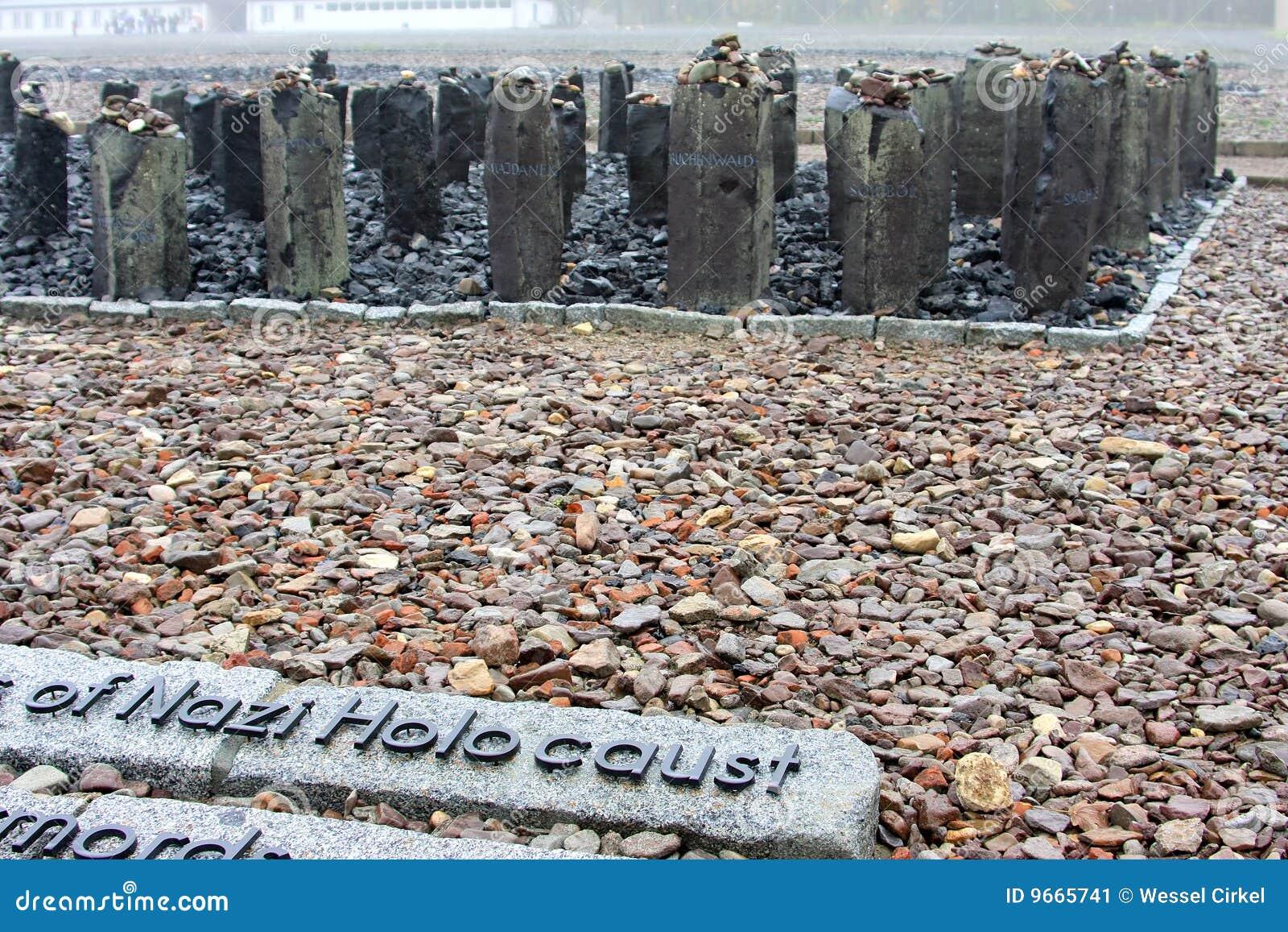 Sinti and Romani Memorial, Buchenwald in Germany