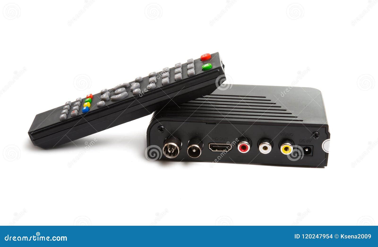 Sintonizzatore della TV isolato