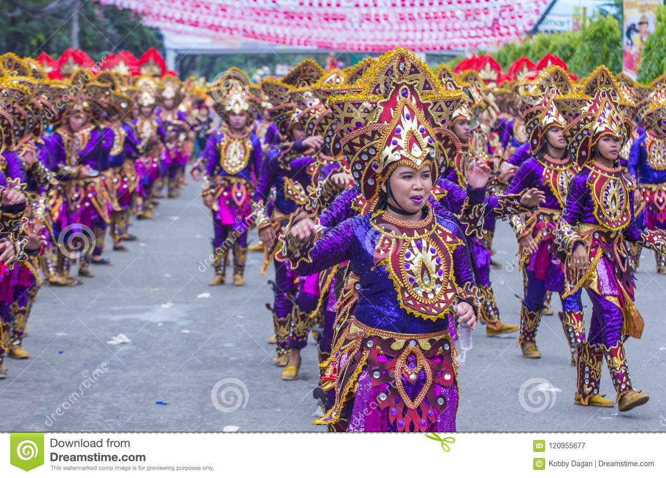 2018 Sinulog festival editorial photography  Image of event
