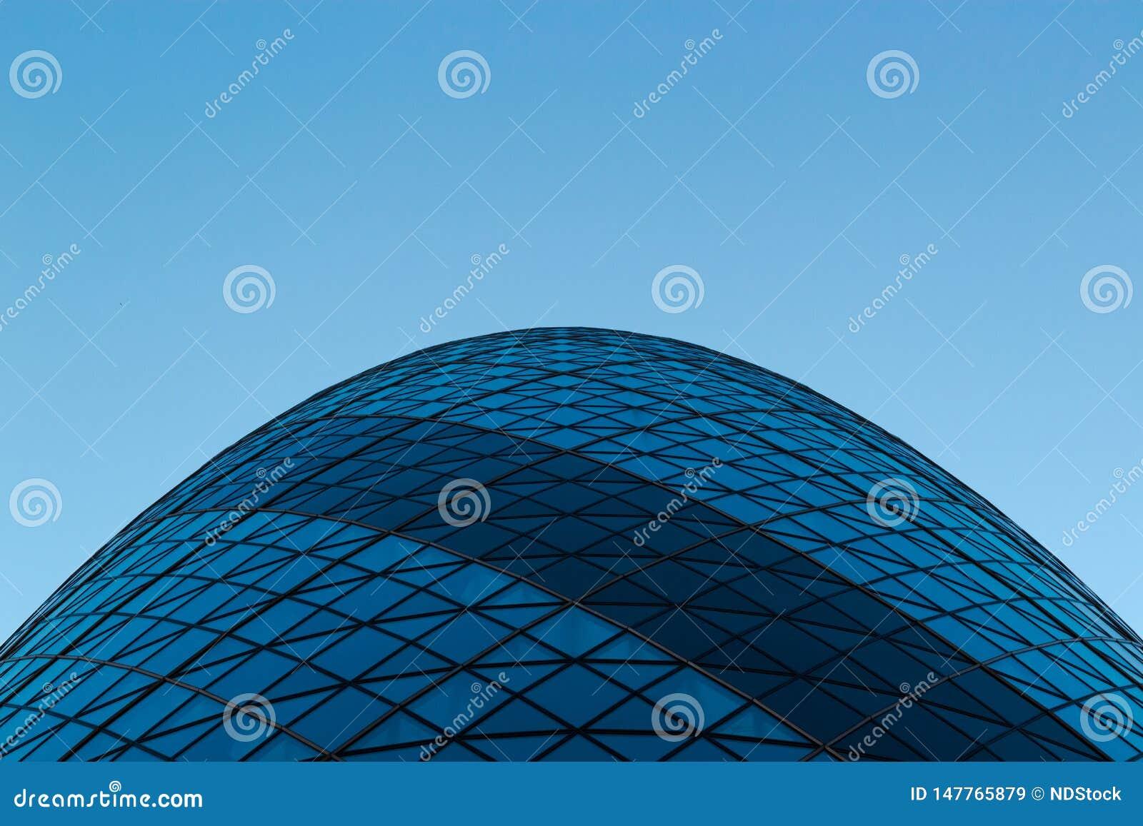Sir Norman Foster Building The Gherkin Imagem de baixo de