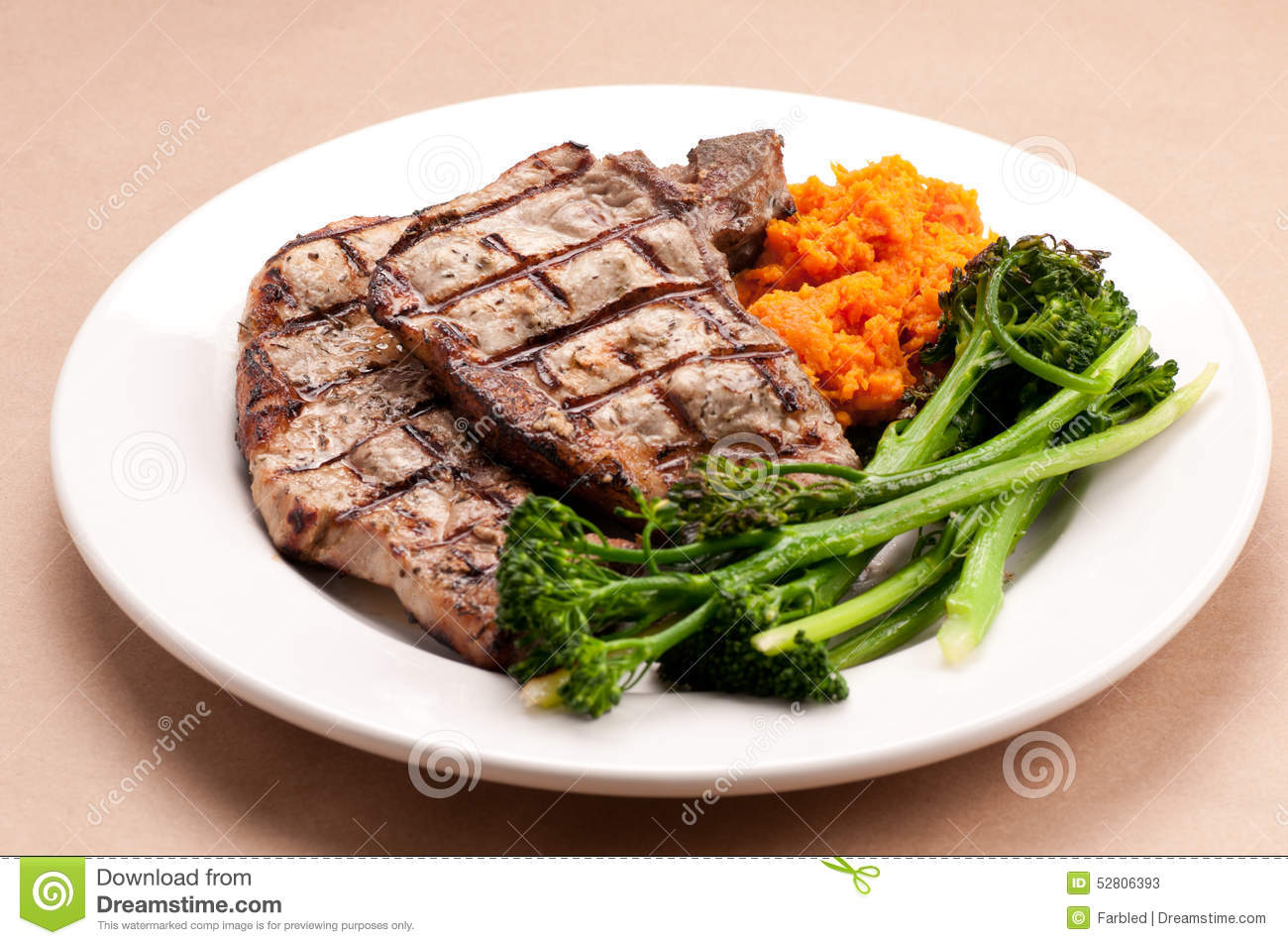 how to cook sirloin chops