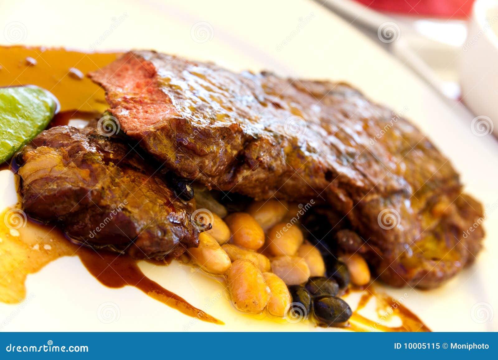 how to prepare sirloin strip steak