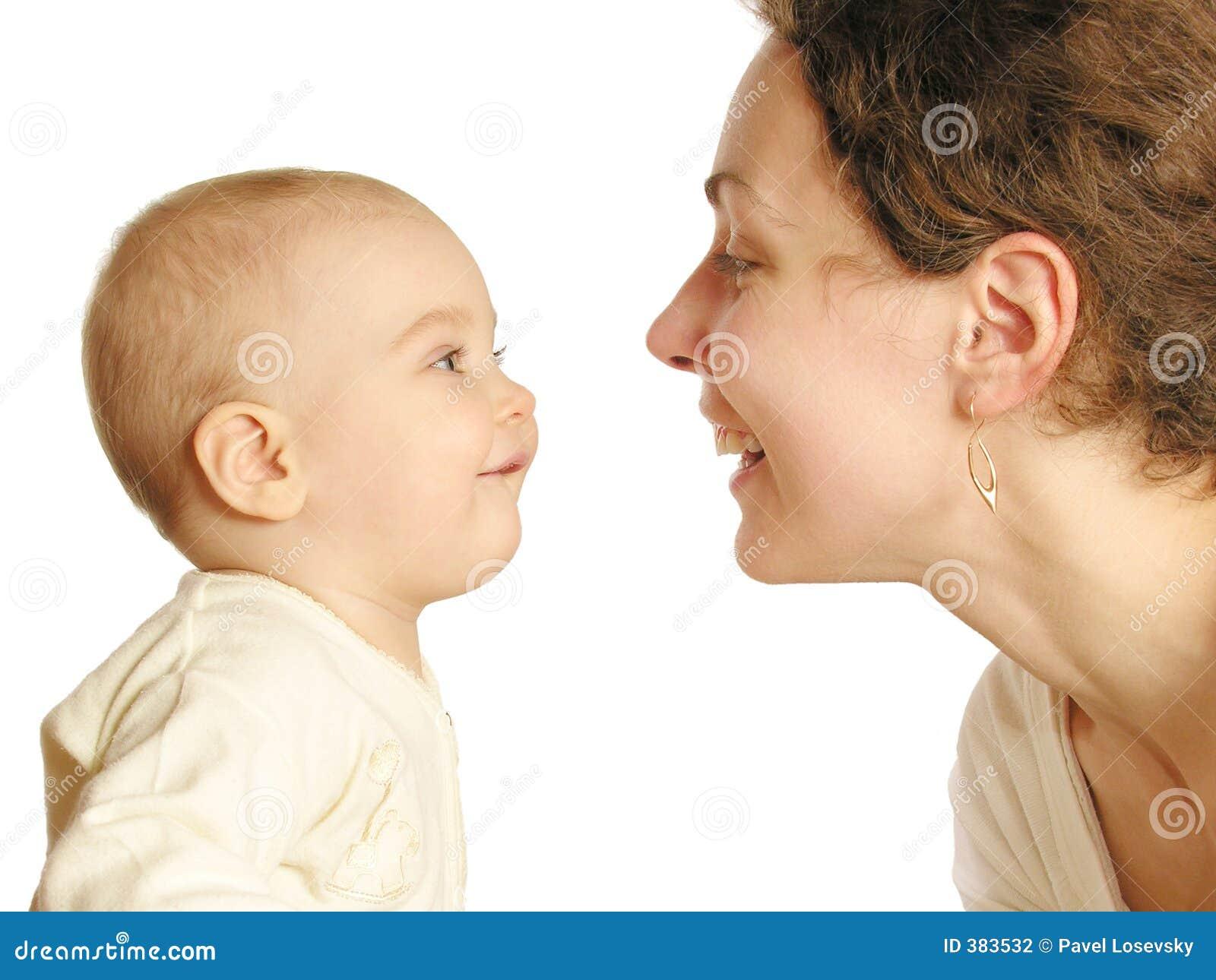 Sirva de madre con el bebé 3