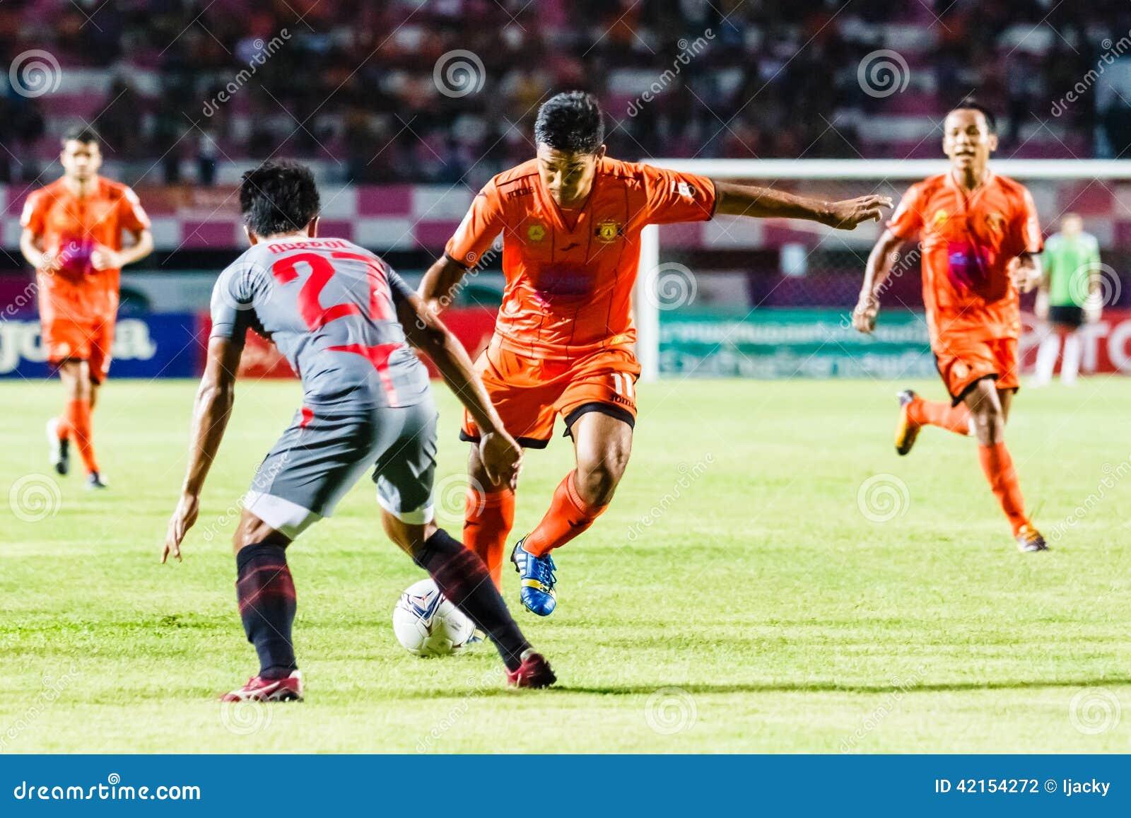 SISAKET THAILAND-JUNE 29: Eakkapan Nuikhao of Sisaket FC.