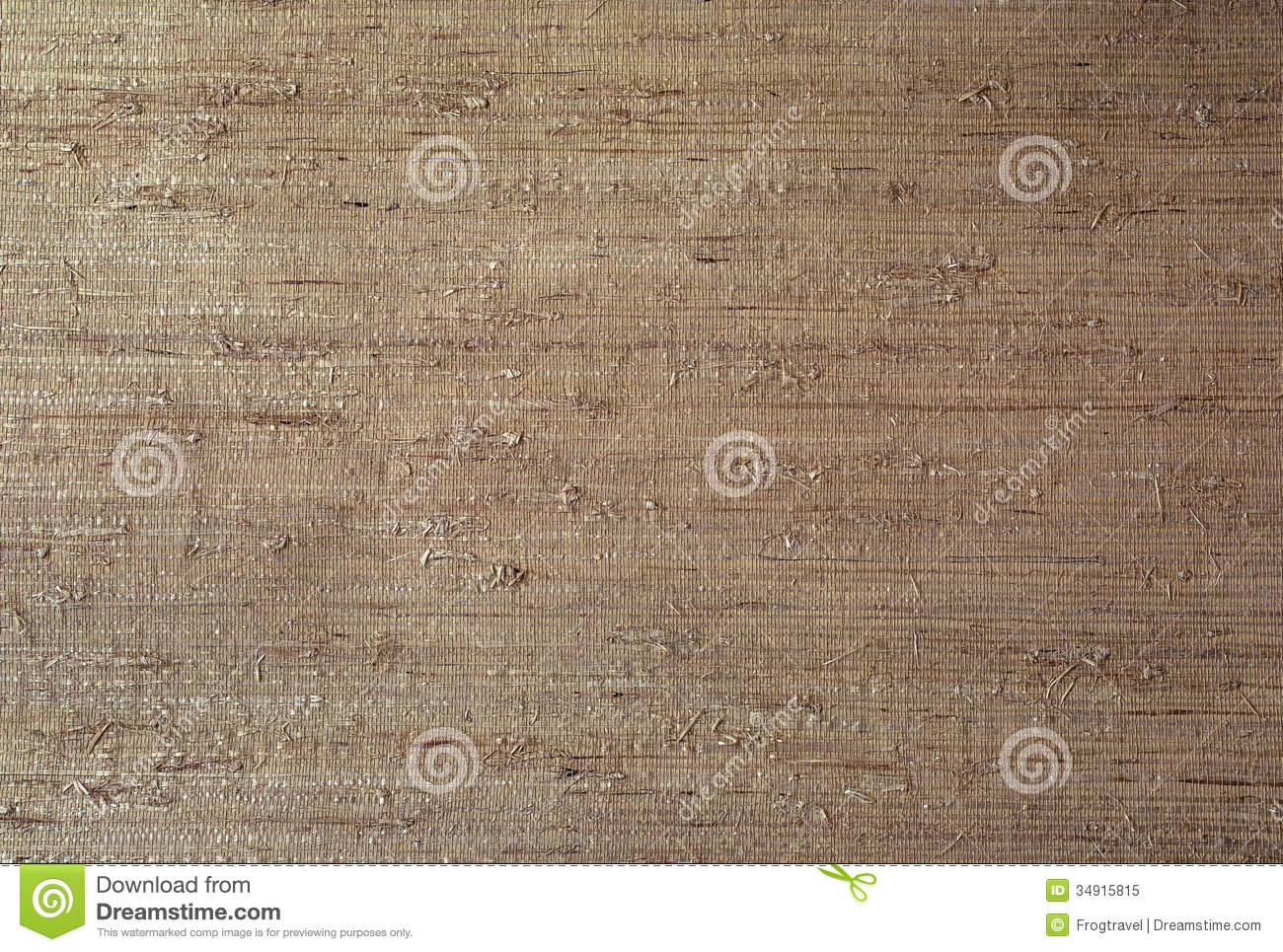 Background Cloth Design Fiber Grass Interior Material Natural Organic Straw Surface Texture