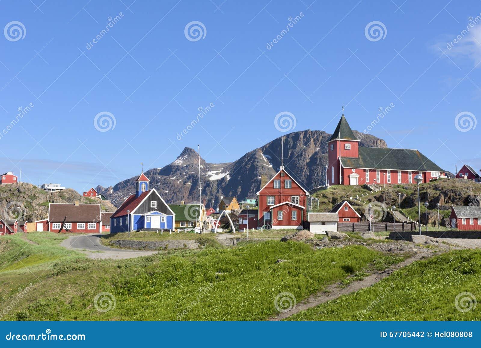 Sisimiut, Γροιλανδία