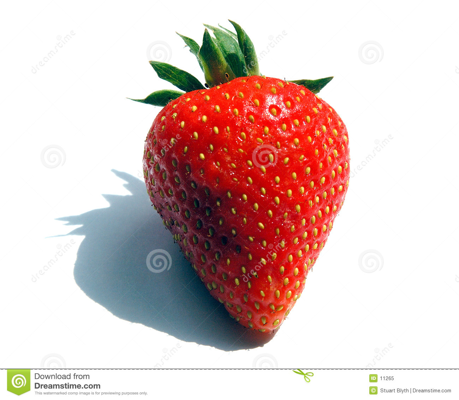 Sista jordgubbe