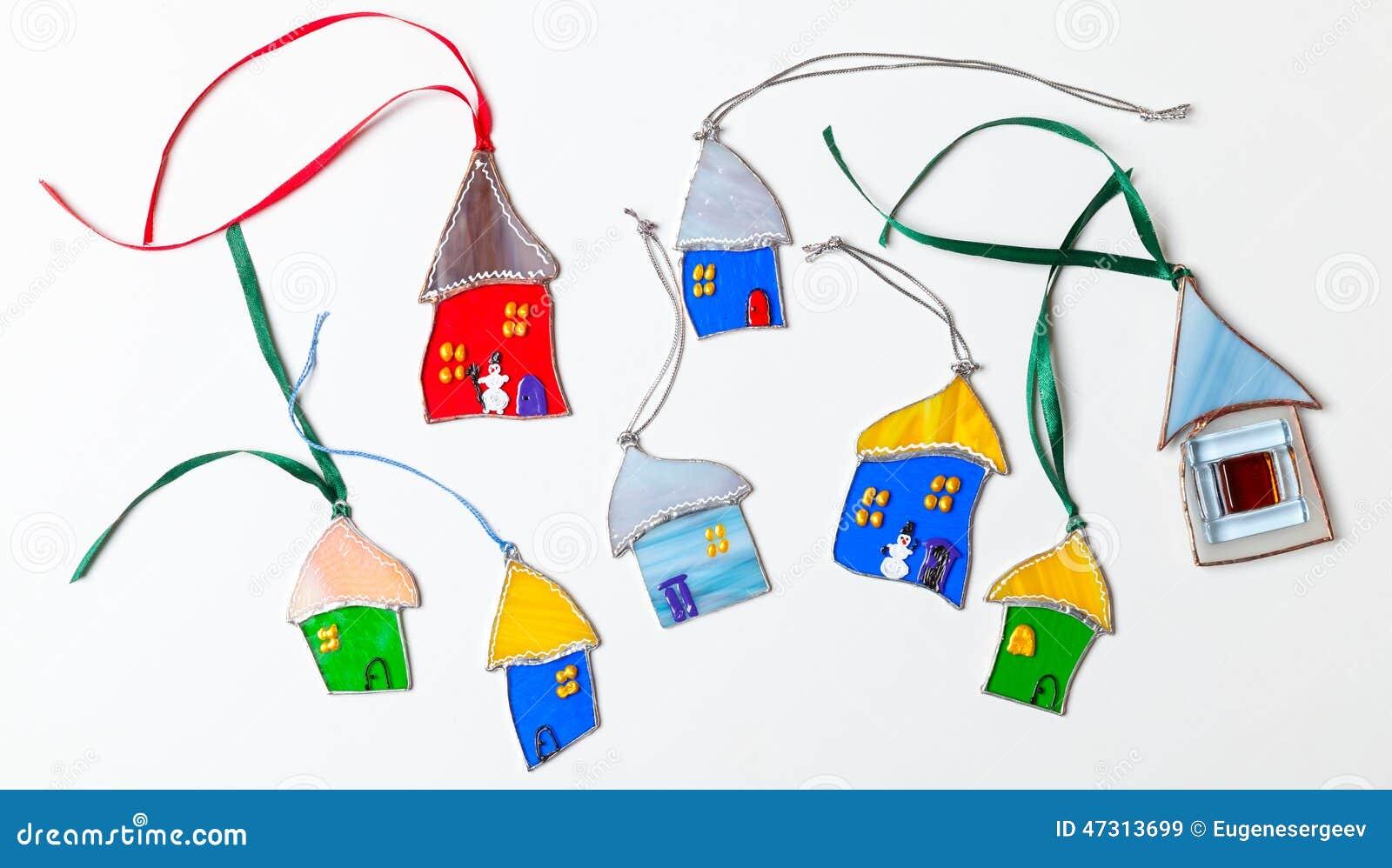 Sistema de casas hechas a mano de la decoraci n de la for Decoracion de casas hechas a mano