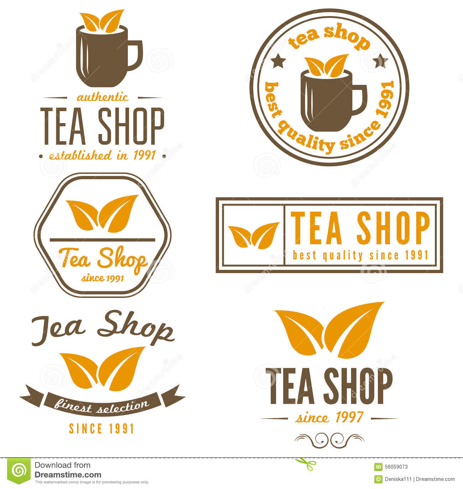 Sistema De Etiquetas Del Vintage, De Emblemas, Y De Plantillas Del ...