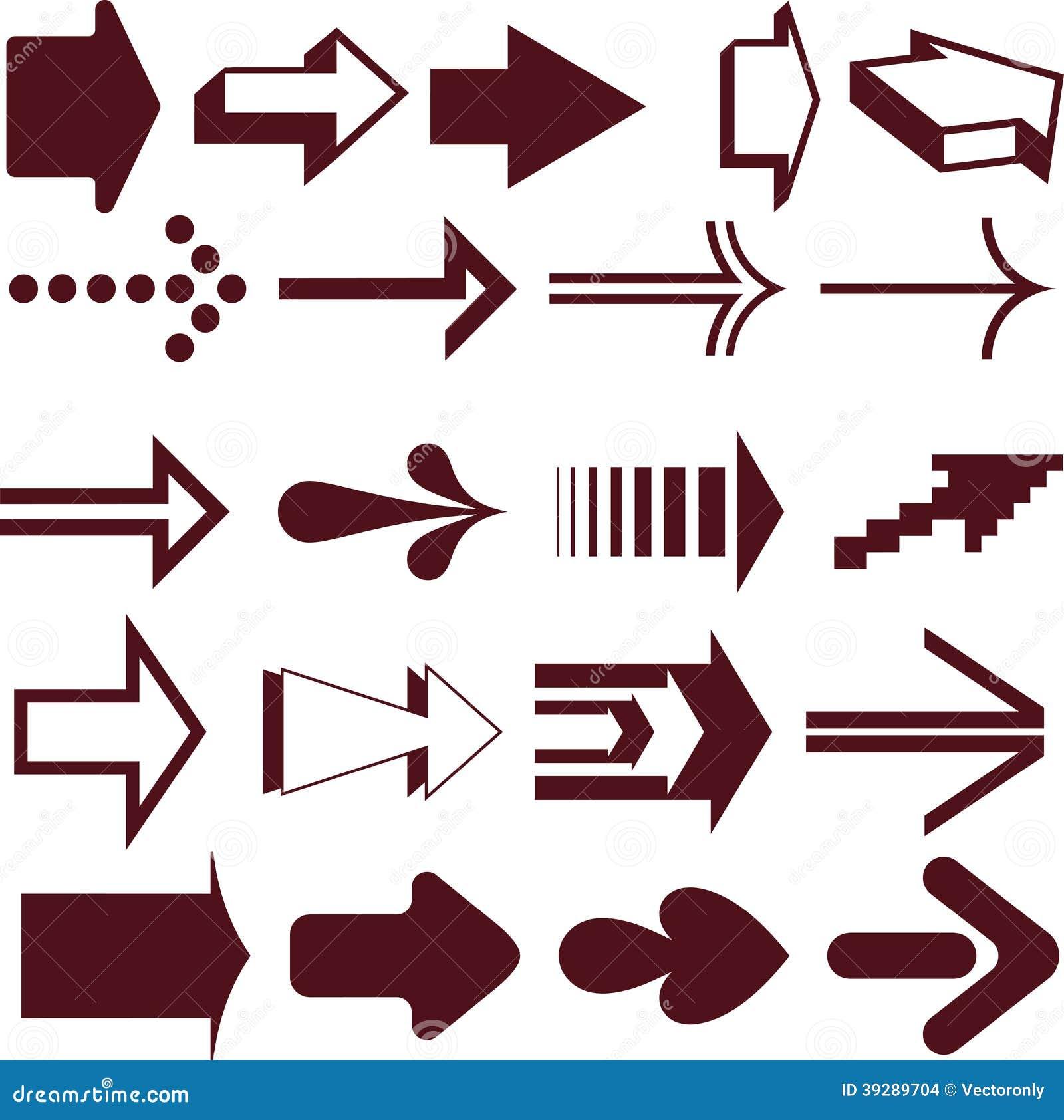 Sistema de flechas
