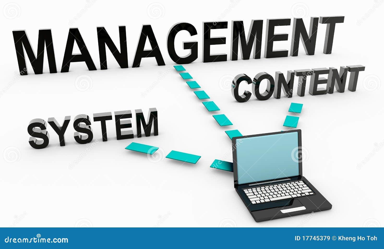 Sistema de gestión contento