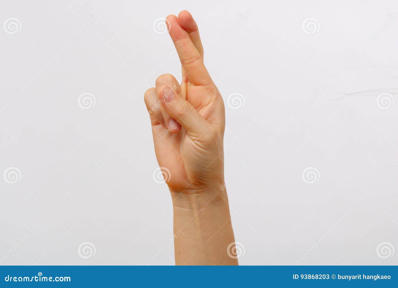 Sistema de gestos de mano del hombre