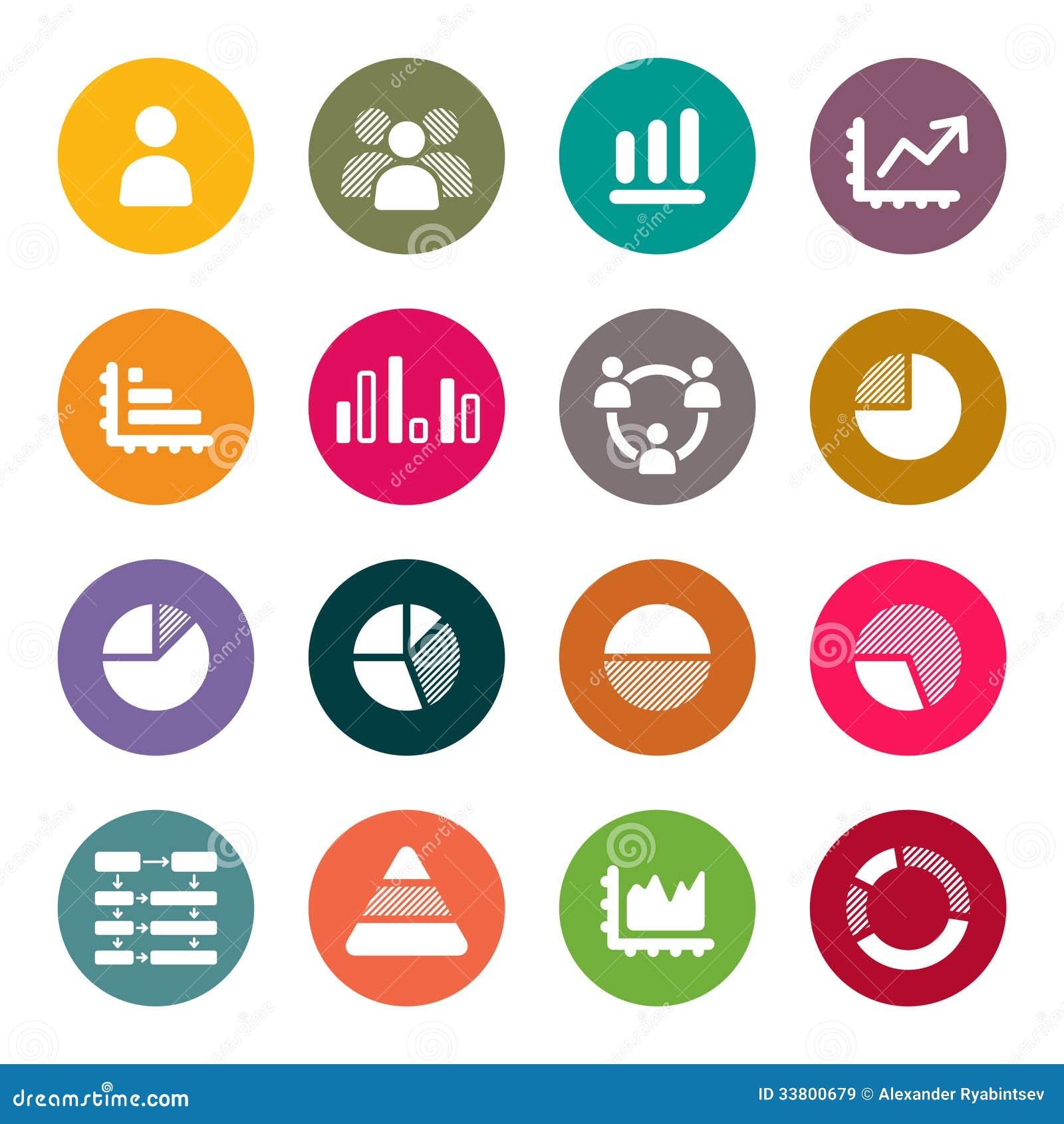 Sistema de Infographics Elements.Icon
