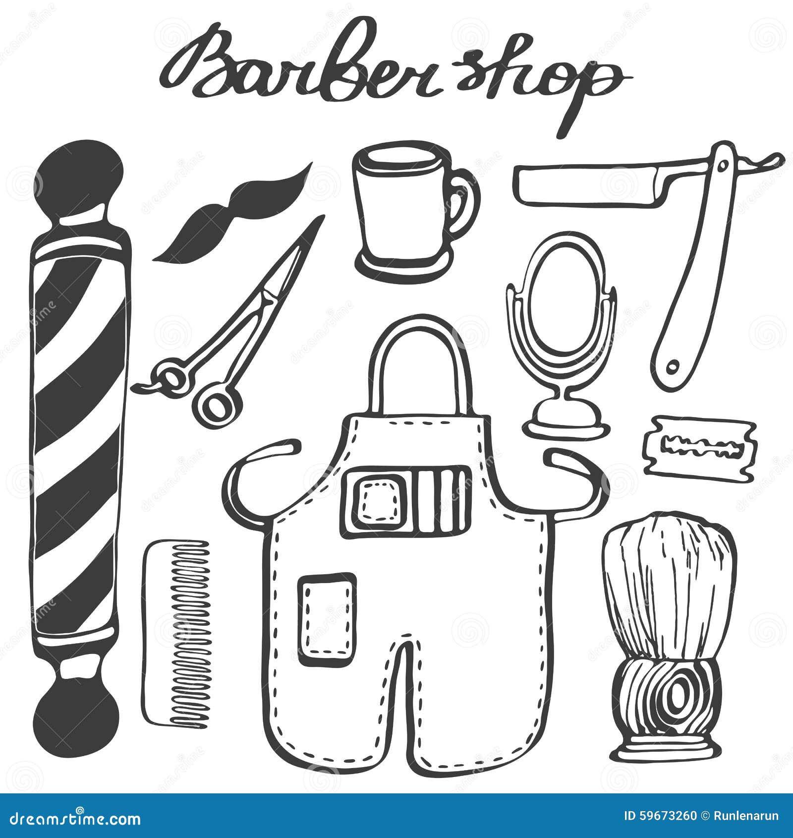 nail salon coloring pages - photo#15