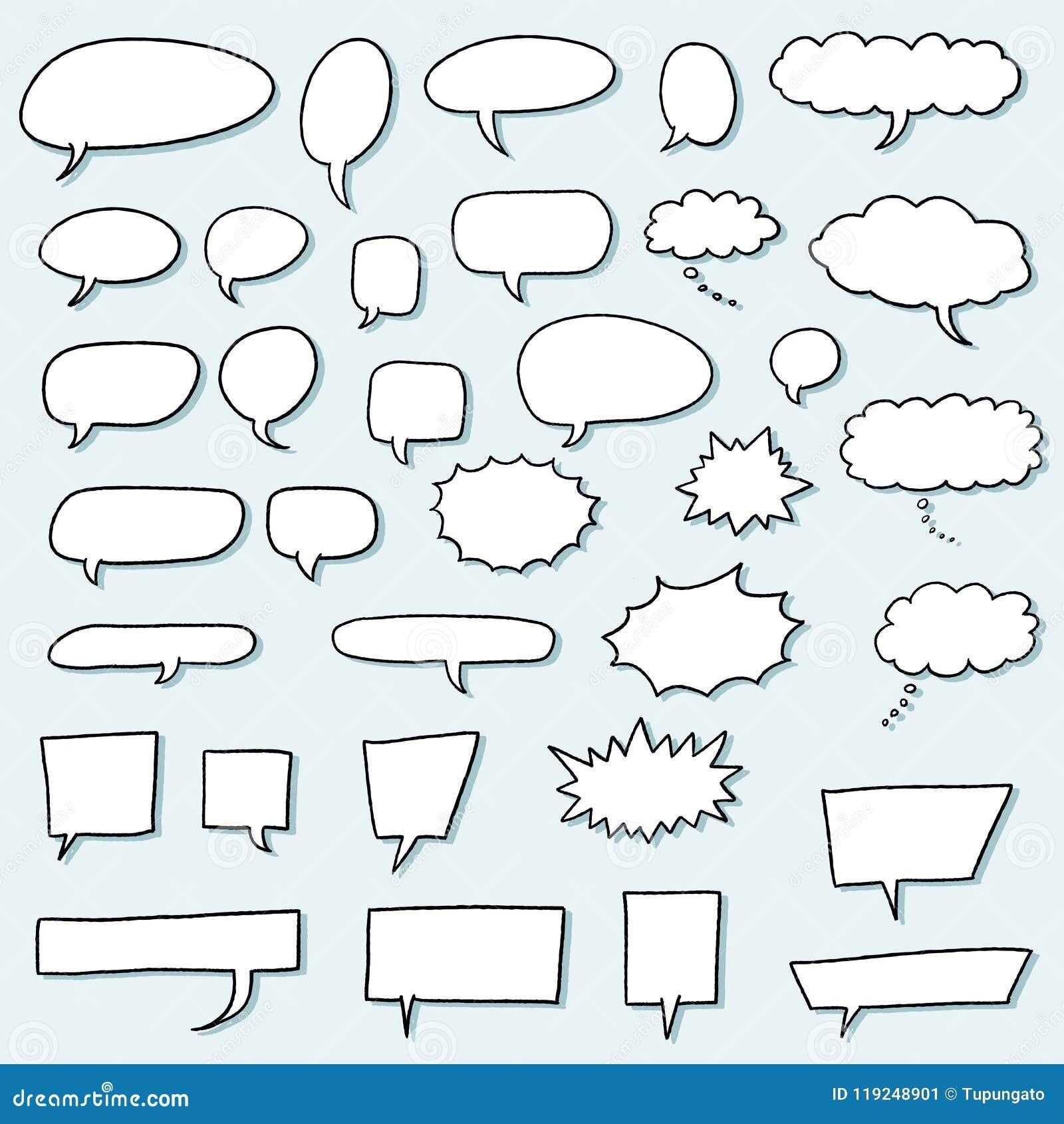Sistema de la burbuja del discurso