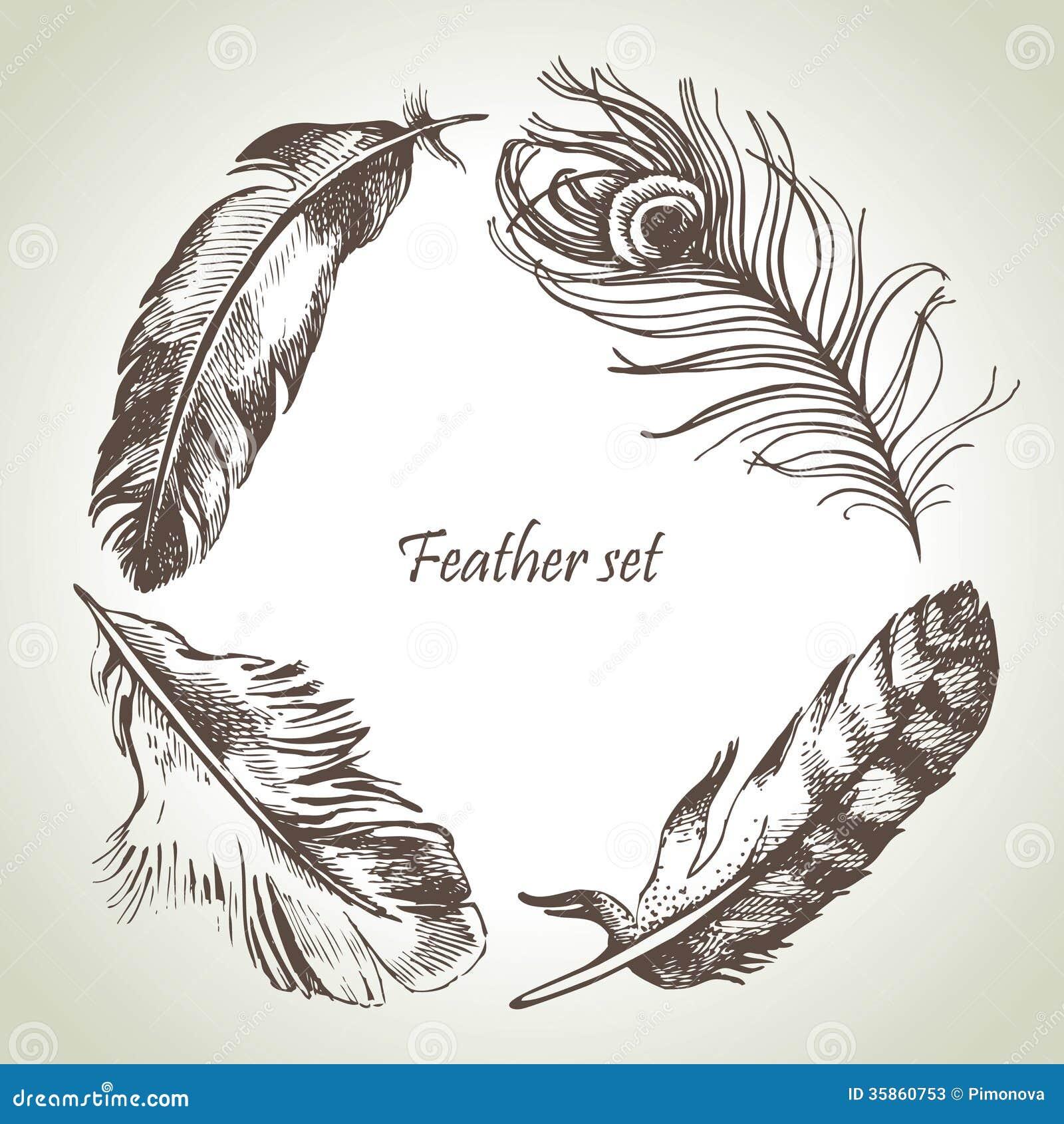 Sistema de la pluma