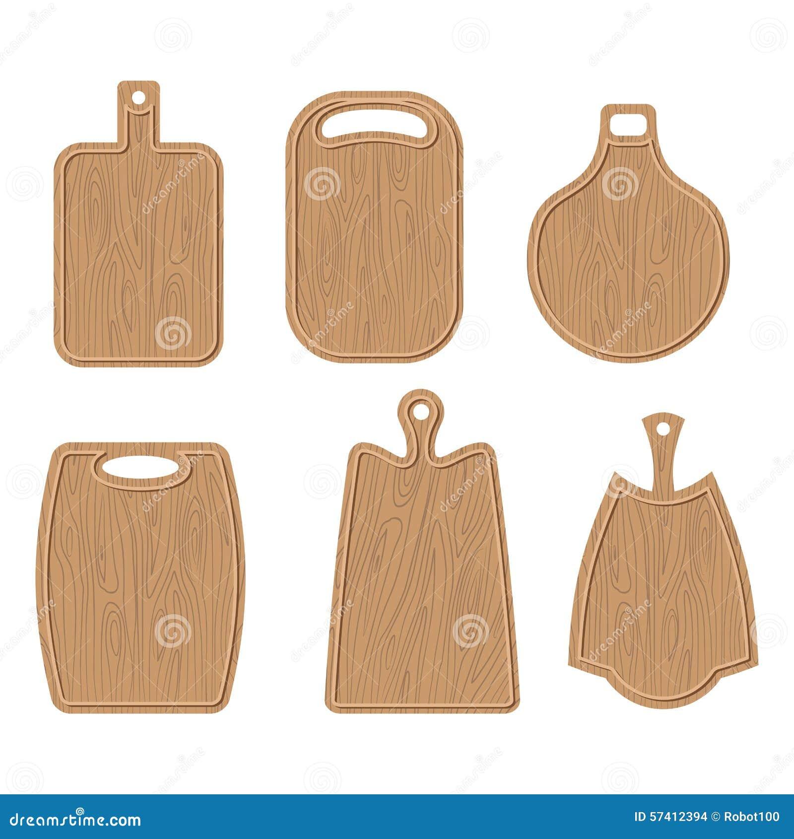 Sistema de madera de la tabla de cortar tabla de cortar for Tablas de corte cocina