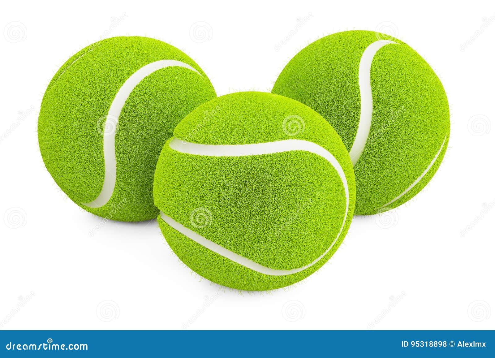 Tenis pelota stock de ilustracion ilustracion libre de stock de - Sistema De Pelotas De Tenis Representaci N 3d