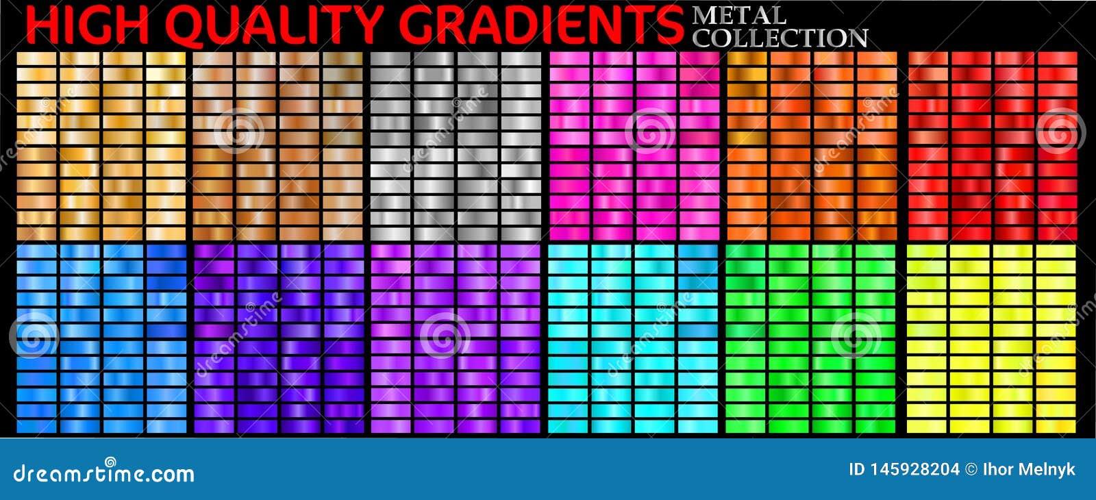 Sistema de pendientes coloridas