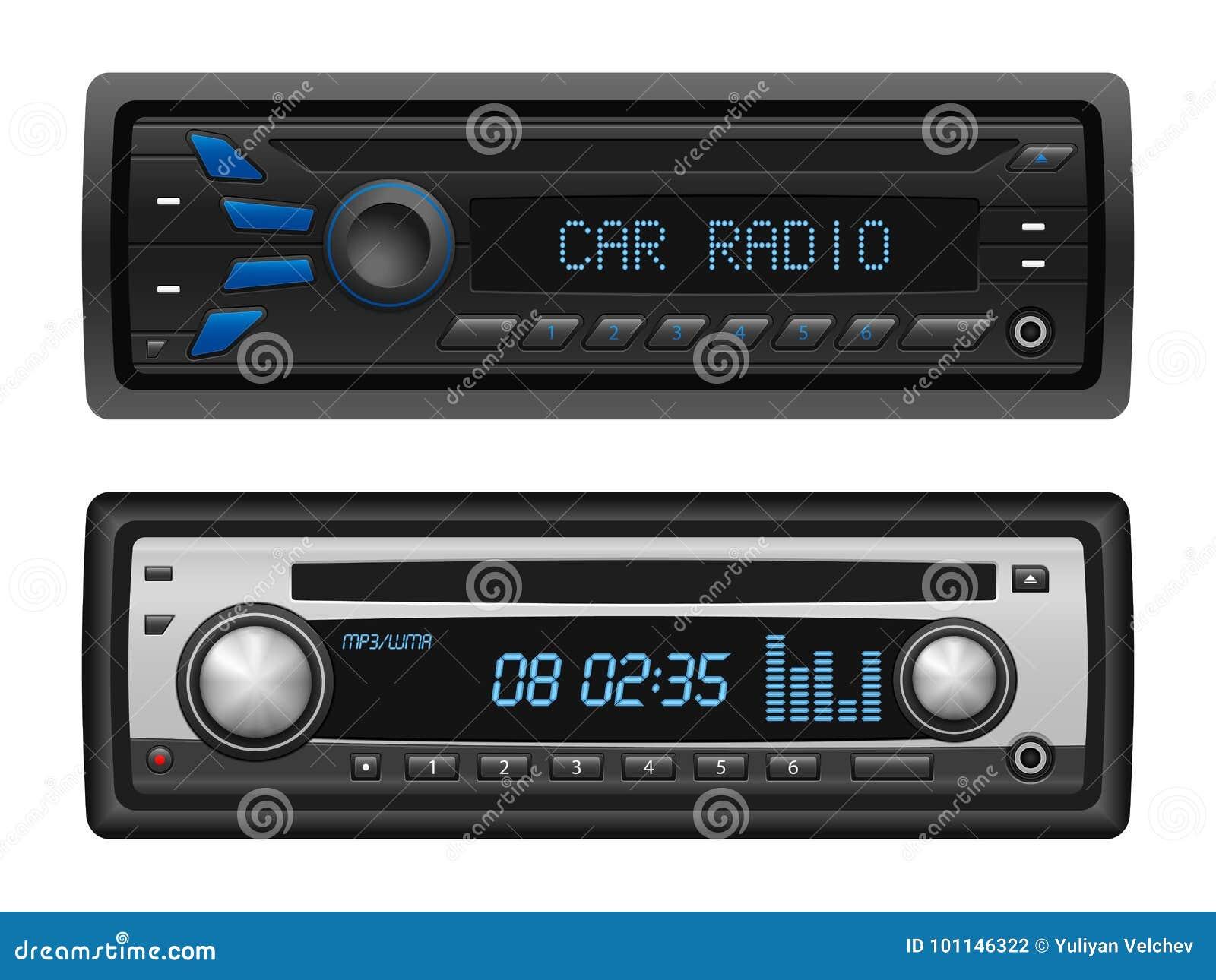 Sistema de radio de coche