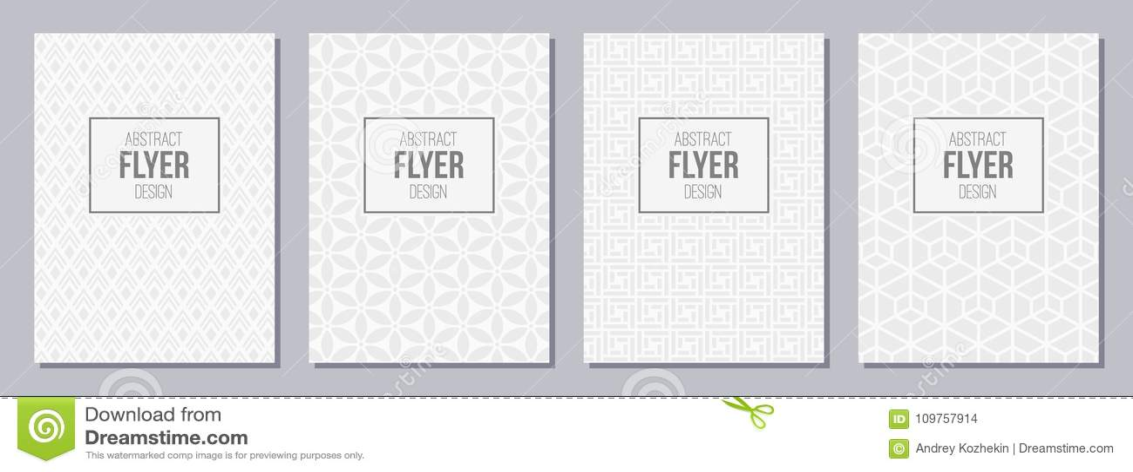Sistema del aviador, carteles, banderas, carteles, templa del diseño del folleto
