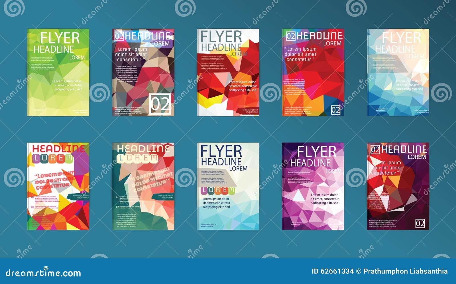Sistema del aviador, de los aviadores de las plantillas del diseño del folleto, de los carteles y de Plac