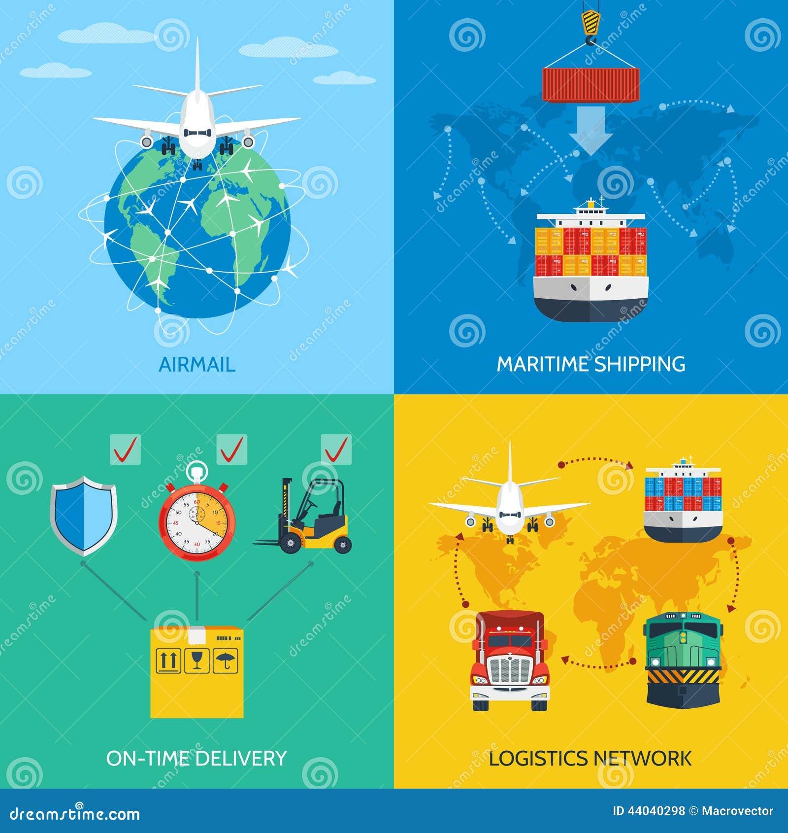 Sistema del concepto logístico