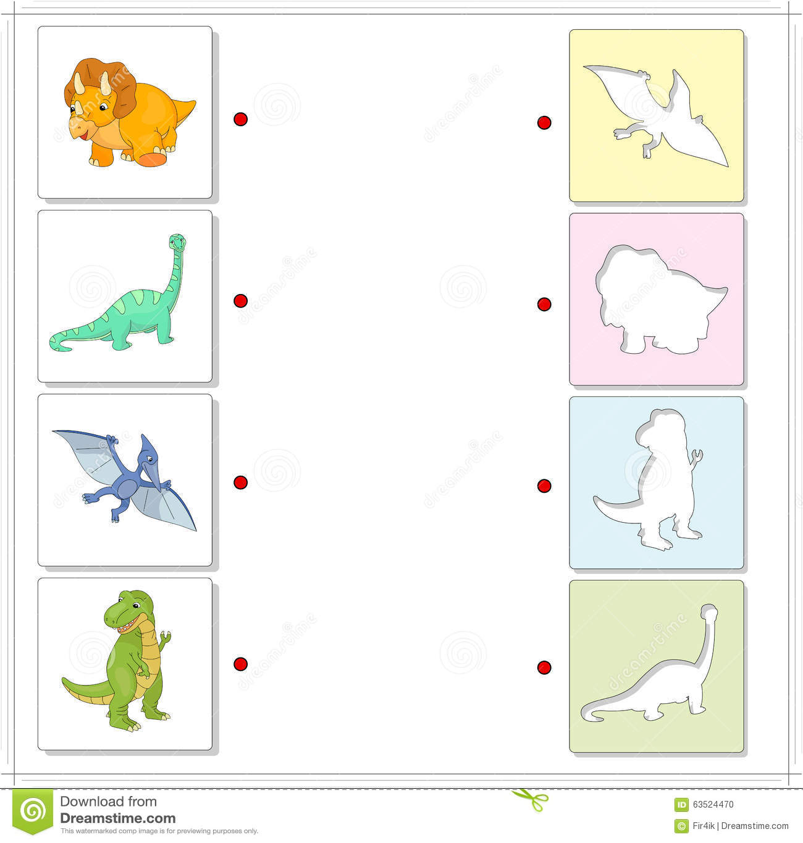 Sistema del diplodocus, del tyrannosaur, del pterodáctilo y del triceratops edu