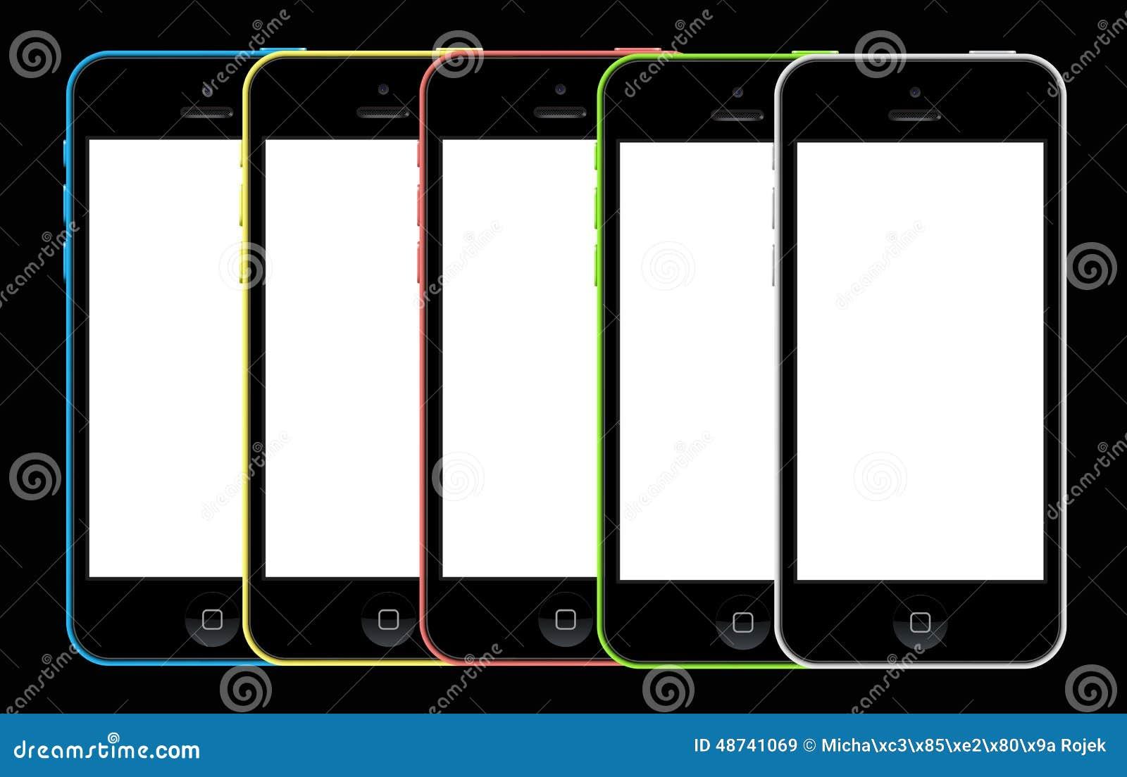 Sistema del iPhone 5c