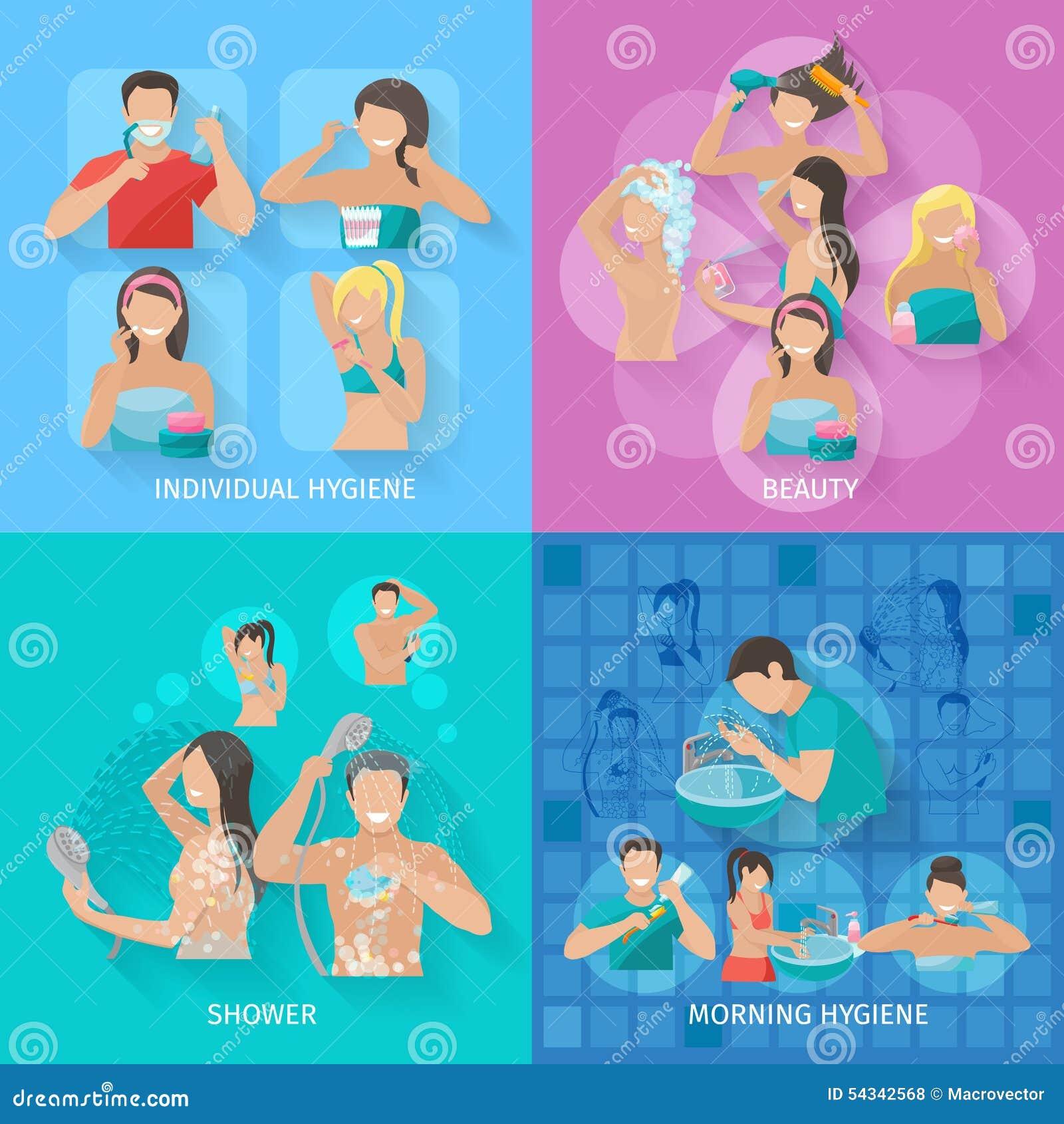 Sistema del plano de la higiene