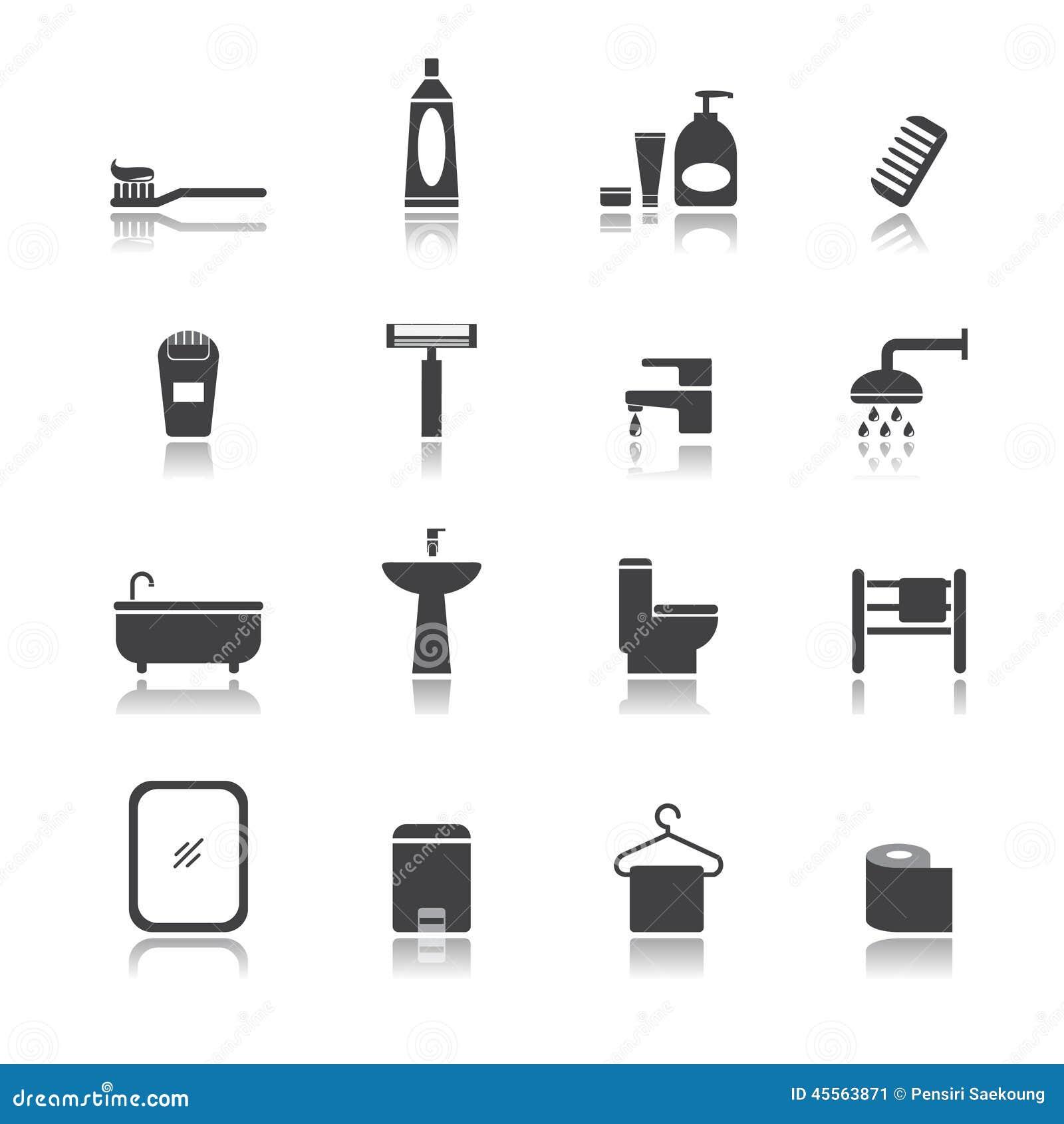 Sistema del sitio del baño